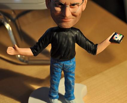 The deification and Dianafication of Apple's Steve Jobs