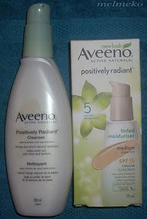 Tried & Tested – Aveeno Positively Radiant Tinted Moisturiser + Cleanser