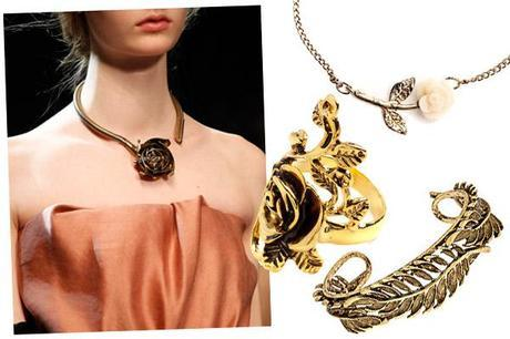 3 gold florals RF29Fab Find Friday: Feeling Long, Bronze or Filigree?