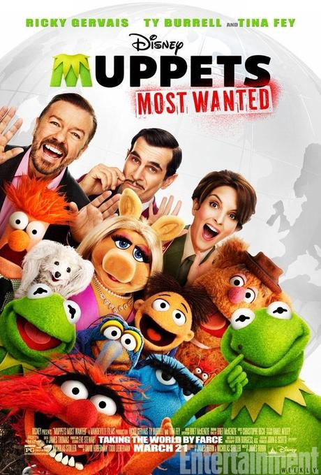 Watch Muppets Most Wanted 2014 Online Free - Alluc