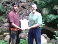 Study Thai Yoga Bodywork