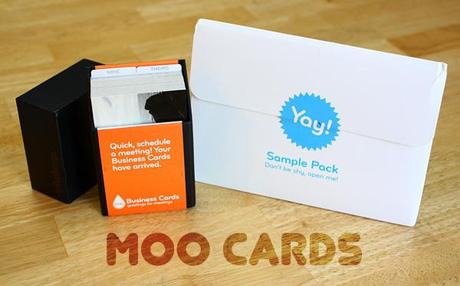 Totally Cute Totally Convenient Moo Business Cards