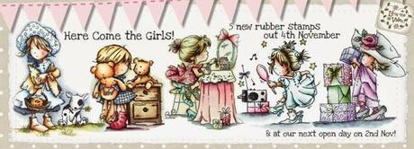 Here Come the Girls Blog Hop LOTV