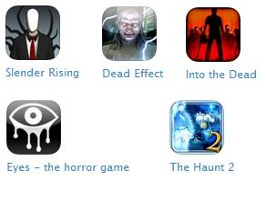 Game Apps for Halloween