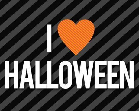 Halloween Love Fest: Halloween Mani