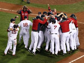 The Boston Red Sox Are Your 2013 World Series Champions