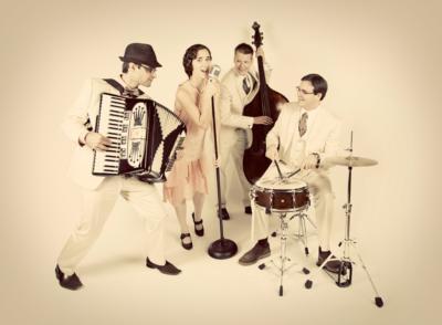 The Wedding Playlist: Jazz