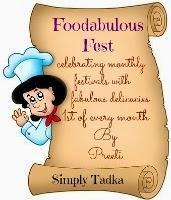 """Foodabulous Fest- Celebrate """"November Month & Giveaway"""""""