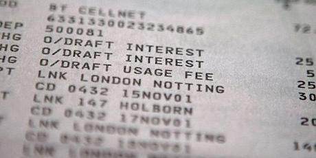 Do you live in your overdraft?