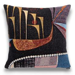 Art on pillows