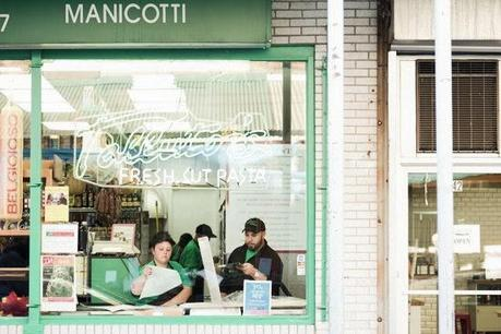 Weekend: Italian Market Philadelphia