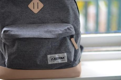 apc eastpak collaboration backpack
