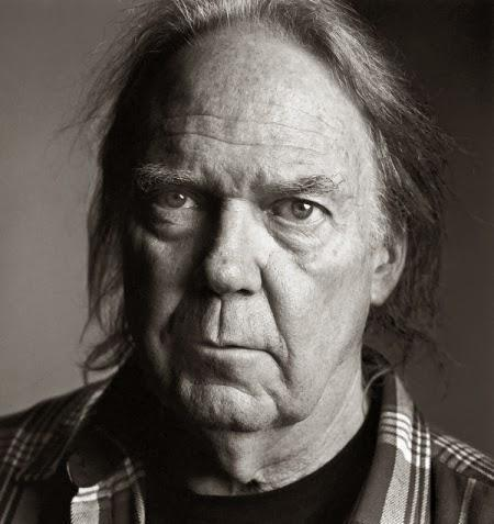 Neil Young: 4 nights @  Carnegie Hall in New York