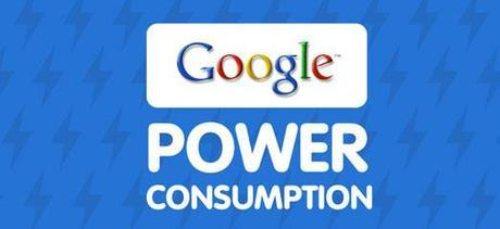 Google Power Consumption