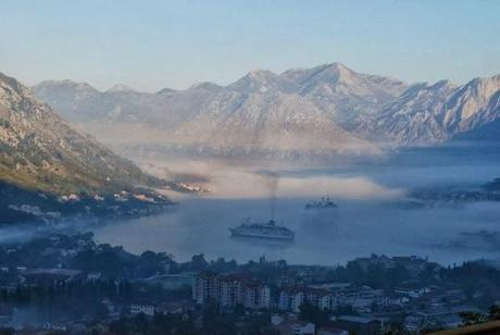 One Cruise Ship in Kotor is Still a Lot, However
