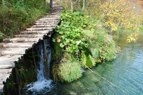 Easy to Get No People Shots in Plitvice National Park in October