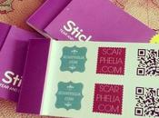 Scarphelia Stickers