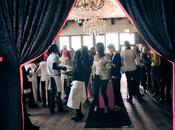 Pink Black Magnum Launch Shimmy Beach Club