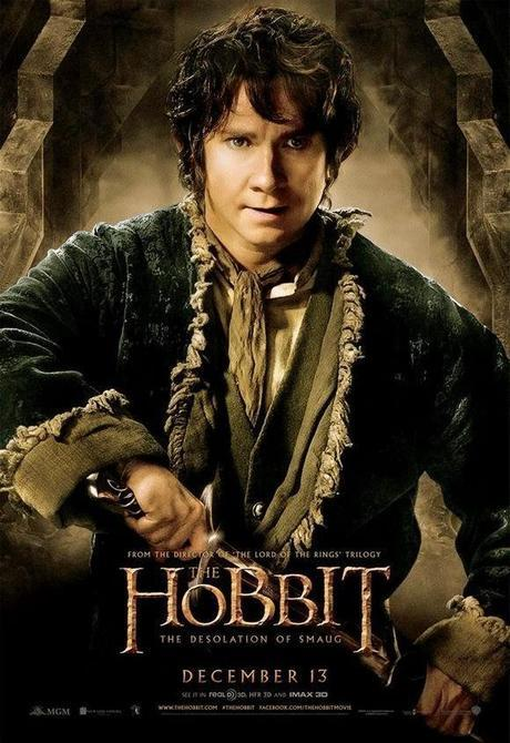 Awesome New Character Posters for 'The Hobbit: The Desolation of Smaug'
