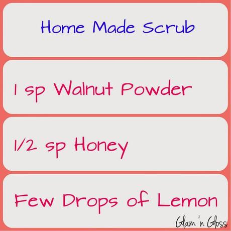 Easy face pack recipes