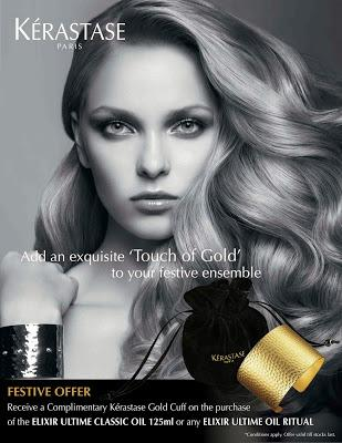 Press Release - KERASTASE FESTIVE OFFER