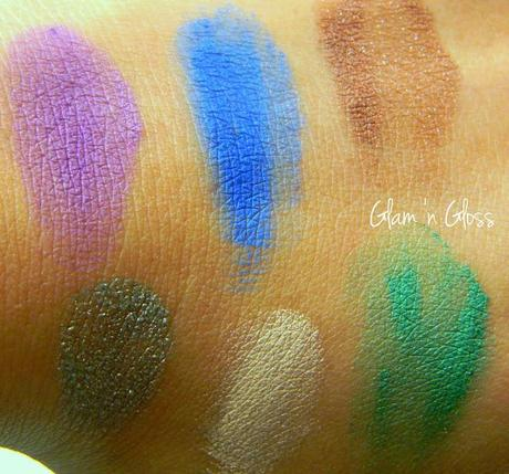 Estee Lauder Pure Color Stay- on Shadow Paint