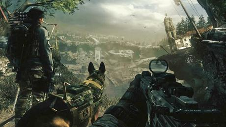 Call of Duty: Ghosts met with mixed reviews