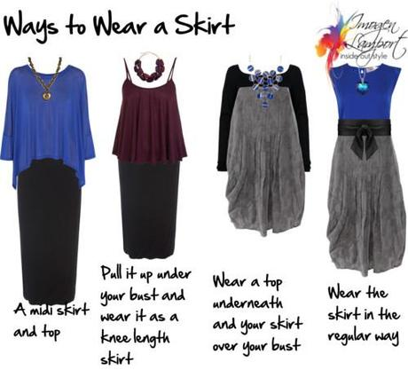 Ways to Wear a Skirt