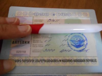 passport problem azerbaijan nagorno karabakh