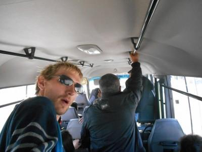 backpacking in nagorno karabakh