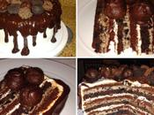 Layer Chocolate Oreo Cake Overload With Kinds Truffles Ganache Glaze Recipe