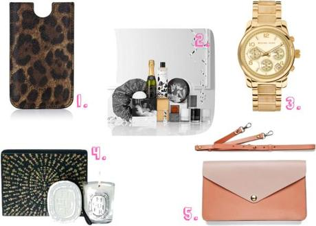 Luxury gift ideas for her paperblog for Luxury gift ideas for her