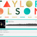 Taylor Olson | Soundcloud Plugin