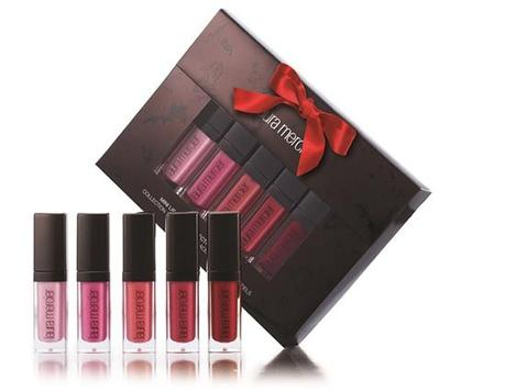 Mini Lip Glace Collection ($48.00) (Limited Edition  Bare Nudes Bold Brights