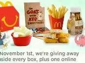 Book Your McDonald's Happy Meal