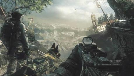 Call of Duty: Ghosts cut-scene accused of copy-pasting from Modern Warfare 2