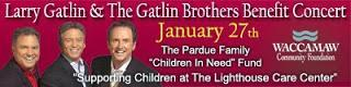 Larry Gatlin and Gatlin Brothers concert