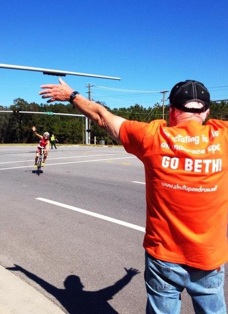Ironman Florida Part #2: Rebel On A Bike