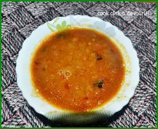 Vengaya sambar