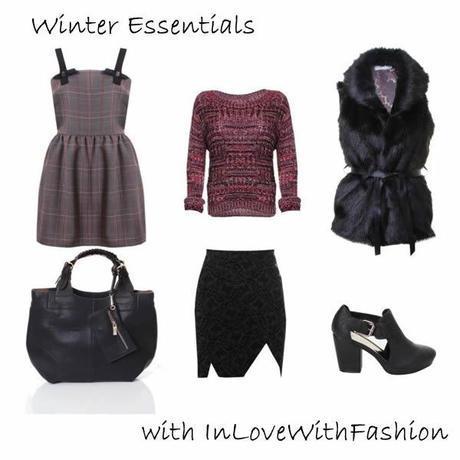 Winter Essentials with Inlovewithfashion