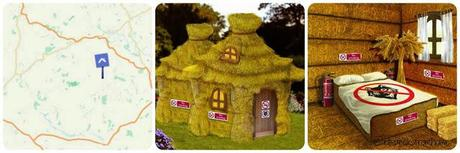 My Straw House Fairytale Review at Skyes Cottages
