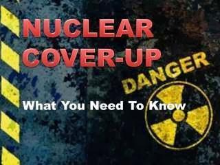 Fukushima Falsified Cancer Reports Exposed (Video)