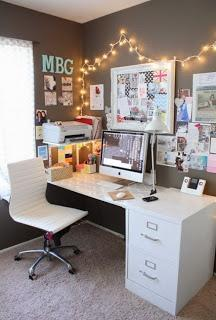 {New House: Home Office Inspiration}