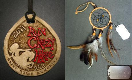 Run Crazy Horse Marathon 2011 finishers & age group medals