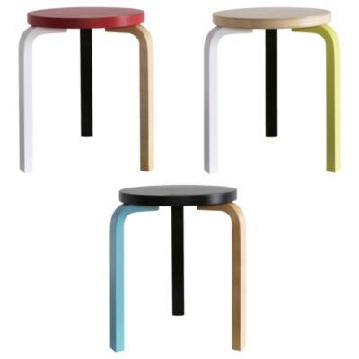 Stool 60 by Mike Meire for Artek