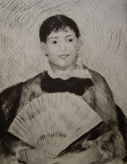 The Impressionist etchings of Auguste Lauzet