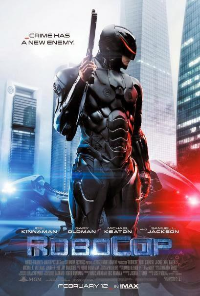New Trailer and Poster for 'Robocop' Reboot - More Reasons to Hate It?