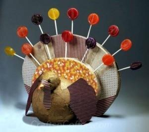 lollipop turkey
