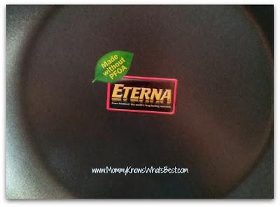 Safe and Natural Non-Stick 10-inch Ozeri Stainless Steel Earth Pan