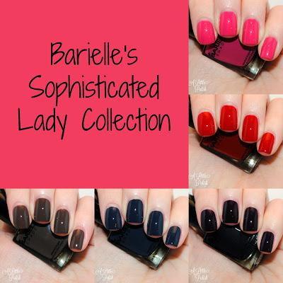 Barielle - Sophisticated Lady Collection